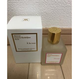 メゾンフランシスクルジャン(Maison Francis Kurkdjian)の✨お値下げ✨メゾンフランシスクルジャン アラローズヘアミスト(香水(女性用))