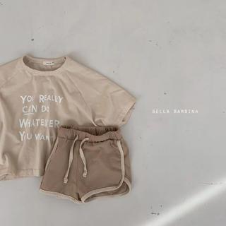 韓国子供服 未使用 bellabambina xs85cm