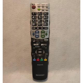 アクオス(AQUOS)のシャープ 液晶テレビ(AQUOS) 純正リモコンGA835WJSA(その他)