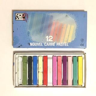 サクラ(SACRA)のSAKURA  ヌーベル カレーパステル 11色(クレヨン/パステル)