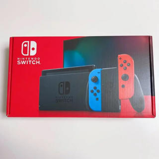 Nintendo Switch - Nintendo Switch Joy-Con (L) ネオンブルー