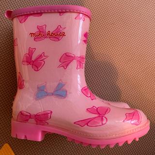 mikihouse - ミキハウス 長靴