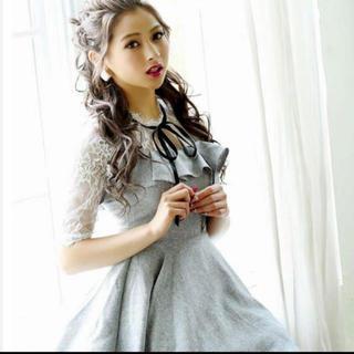 サマーツイードワンピース  キャバドレス  ナイトドレス(ナイトドレス)