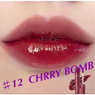 ロムアンド ジューシーラスティング ティント #12 cherrybomb