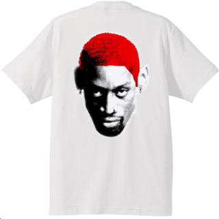 Supreme - ロッドマンTシャツ NBA XXLサイズ レッド×ホワイト