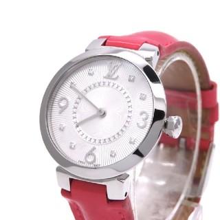 LOUIS VUITTON - 【LOUISVUITTON】ルイヴィトン腕時計 'タンブール' ☆ダイヤモンド☆