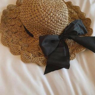 snidel - ♡ Flower straw hat 👒 ♡
