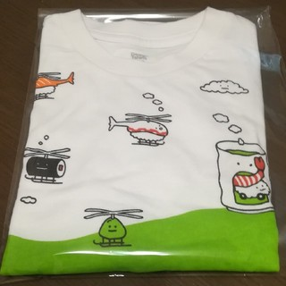 Design Tshirts Store graniph - グラニフ 寿司トレインTシャツ 120cm
