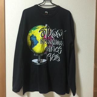 ステューシー(STUSSY)のSTUSSY カットソー(Tシャツ/カットソー(七分/長袖))