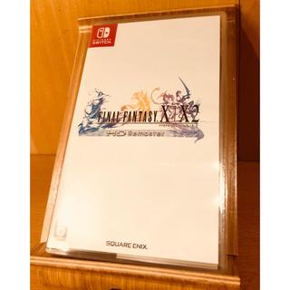 Nintendo Switch - ファイナルファンタジーX/X2 HD Remaster switch