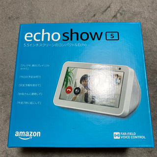 エコー(ECHO)の新品 amazon echo show 5 8 10 (スピーカー)