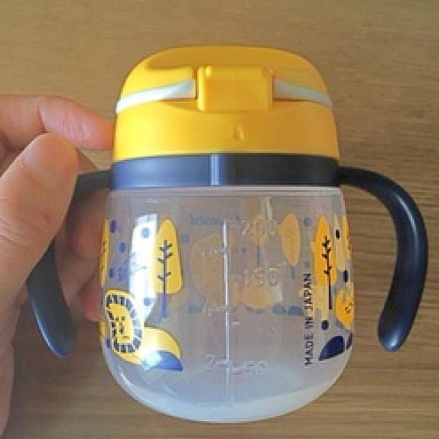 combi(コンビ)のコンビ ラクマグ はじめてコップ 240 キッズ/ベビー/マタニティの授乳/お食事用品(マグカップ)の商品写真