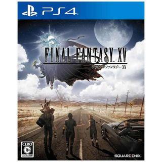 PlayStation4 - ファイナルファンタジーXV (通常版) 【PS4ゲームソフト】