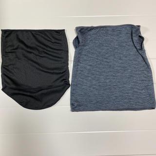 シマムラ(しまむら)の日焼け防止フェイスマスク フェイス&ネックガード 飛沫対策(日用品/生活雑貨)