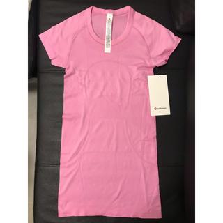 ルルレモン(lululemon)のルルレモン スウィフトリーテックショートスリーブ Tシャツ 新品(Tシャツ(半袖/袖なし))