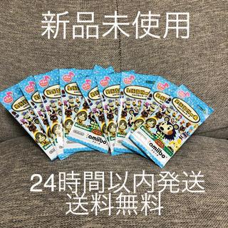 Nintendo Switch - 【新品未使用】どうぶつの森amiiboカード第3弾 10パックセット【あつもり】