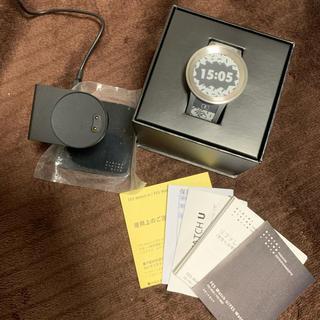 ソニー(SONY)のFES Watch U 腕時計(腕時計(デジタル))