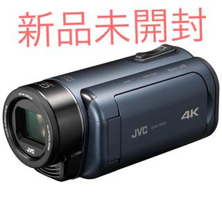 【新品未開封】JVC ビデオカメラ Everio R GZ-RY980-A
