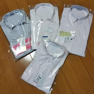 アオヤマ(青山)の通勤 通学 ブラウス ワイシャツ 事務服 スーツ 就活 入学式 成人式 レディー(シャツ/ブラウス(長袖/七分))