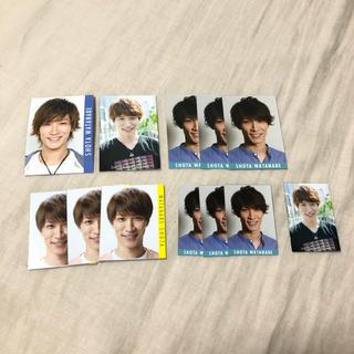 Johnny's - 渡辺翔太 データカード