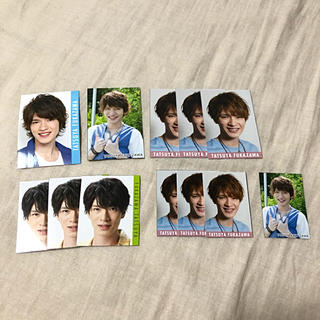 Johnny's - 深澤辰哉 データカード