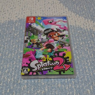 Nintendo Switch - ☆ 送料無料 ニンテンドースイッチ スプラトゥーン2 パッケージ版 ☆