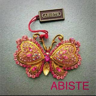 アビステ(ABISTE)のアビステ ブローチ(ブローチ/コサージュ)