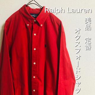 POLO RALPH LAUREN - 【身幅 アーム 丈 完璧】綺麗目英国風 Ralph Laurenシャツ