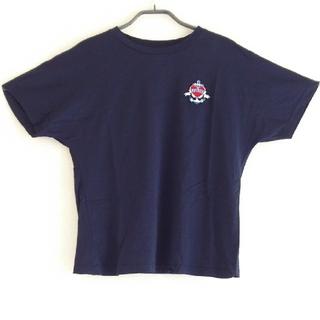 ジャンポールゴルチエ(Jean-Paul GAULTIER)の◆13 期間限定 レア 未使用 ジャンポール・ゴルチエ カットソー Tシャツ 紺(Tシャツ(半袖/袖なし))