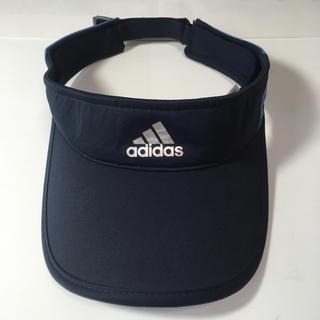 アディダス(adidas)のアディダス サンバイザー(サンバイザー)