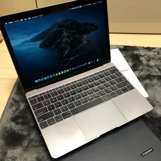 Apple - 【美品】 MacBook 12インチ スペースグレー
