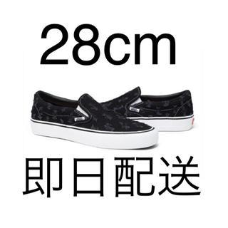 シュプリーム(Supreme)のSupreme Vans Hole Punch Denim Slip-On 28(スリッポン/モカシン)