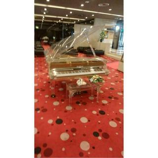 KAWAI グランドピアノ KG3C クリスタル 個人出品 超希少(電子ピアノ)