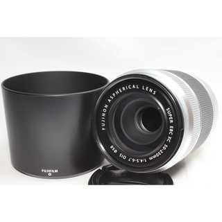 フジフイルム(富士フイルム)の❤️望遠レンズ❤️FUJIFILM XC50-230mm OIS レンズ(レンズ(ズーム))
