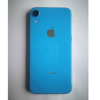 Apple - iPhone XR Blue 256GB SIMフリー本体    色 ブルー
