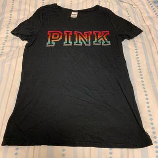 Victoria's Secret - 二回着用 美品 VS PINK Lサイズ❤︎Tシャツ