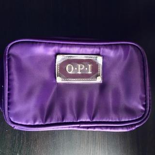 OPI ポーチ 未使用品