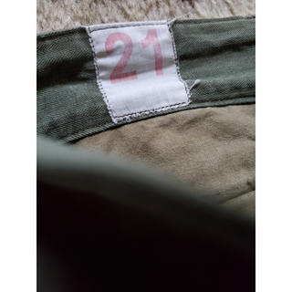 M47 パンツ 21サイズ 後期