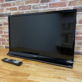 アクオス(AQUOS)のシャープ 32V型 液晶 テレビ AQUOS LC-32J9B ハイビジョン(テレビ)