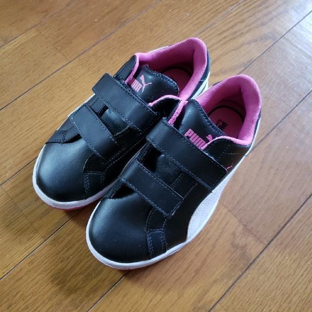 PUMA(プーマ)の《専用》PUMA プーマ スニーカー 靴 19cm キッズ/ベビー/マタニティのキッズ靴/シューズ(15cm~)(スニーカー)の商品写真