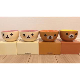 サンエックス - 新品 非売品 リラックマ ローソン ボウル お皿 食器 コリラックマ セット