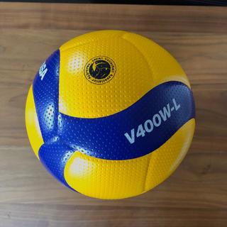 ミカサ(MIKASA)のMiKASA V400W-L 小学生バレーボール軽量4号球 検定球(バレーボール)