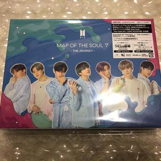 防弾少年団(BTS) - bts アルバム mos JOURNEY 初回限定盤B DVD CD