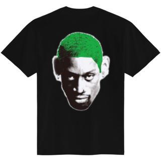 Supreme - ロッドマンTシャツ NBA XLサイズ グリーン×ブラック