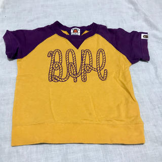 アベイシングエイプ(A BATHING APE)のTシャツ BAPE KIDS 100 エイプ  11(Tシャツ/カットソー)