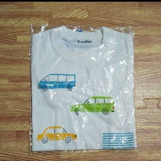 familiar - 【新品未使用】ファミリア Tシャツ110cm