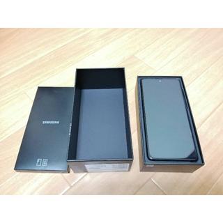 SAMSUNG - Galaxy Note 10 Lite (Black)美品 変換プラグおまけ付き