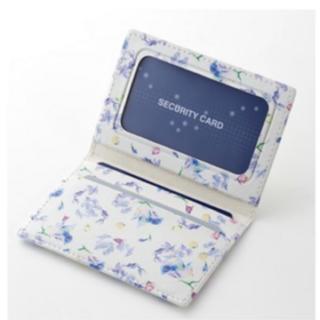 日経WOMAN  カードケース