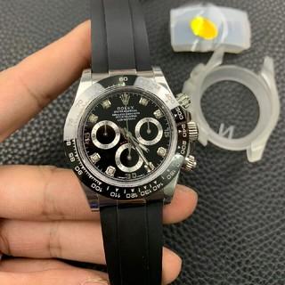 SEIKO - 【値下】ロレックス Daytonメンズ腕時計自動巻き22