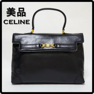 セリーヌ(celine)の⭐️良品⭐️セリーヌ レザー 2way ハンド ショルダーバッグ(ショルダーバッグ)